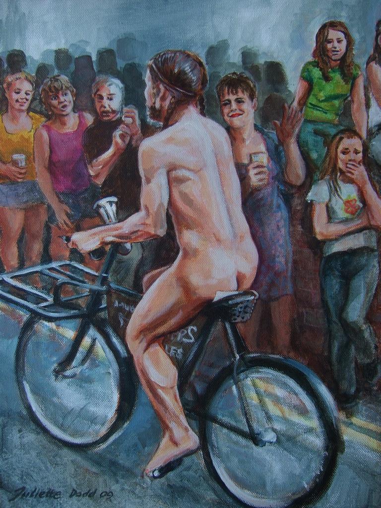 Bike Race poster 09