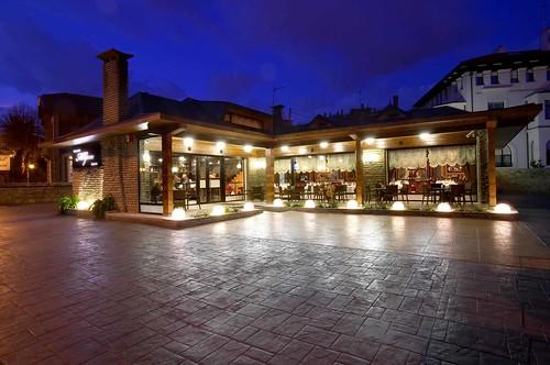Restaurante MiGaea - Vista Exterior