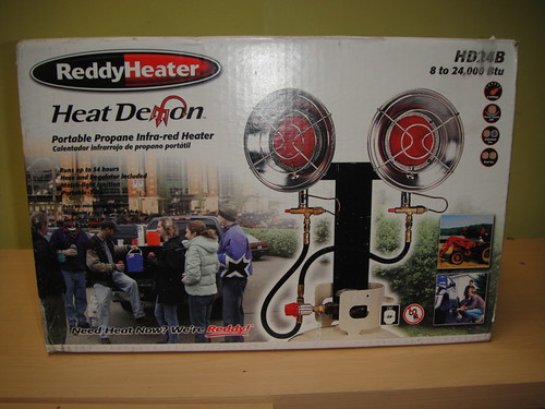 NIB Reddy Heater Heat Demon  $60
