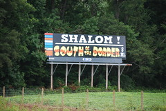 South of the Border Billboard (SeeBeeW) Tags: signs nikon fireworks southcarolina reststop billboard mexican pedro dillon interstate sombrero roadside attraction bandido southoftheborder i95 d60 seebeew chriswelga