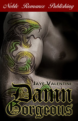 Damn Gorgeous by Jaye Valentine