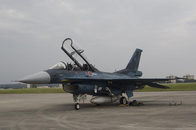 JASDF F-2B Gifu Aero