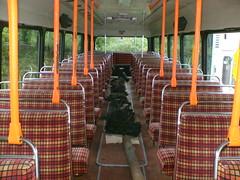 E26UNE interior (Invictaway) Tags: belfast alexander une leyland ntype shearings e26 leylandtiger e26une