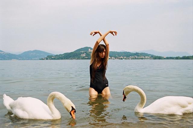 озеро, Арона