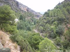 BECEITE, Agosto 2009 Cauce del río Matarraña