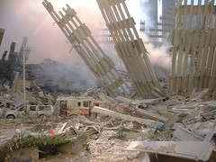 9/11 2001 - After 02 (anjin-san) Tags: 2001 usa ny newyork america unitedstates destruction unitedstatesofamerica 911 attack terrorist twintowers september11 groundzero 119 worldtradecentre 11september waragainstterror johnchatterton
