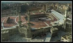 Masjid Al-Haram - Daytime view (Azmi Bogart) Tags: prayer pray kingdom mosque saudi arabia bogart haram masjid mekah makkah ksa kabah azmi kaabah tawaf alharam baitullah azmibogart