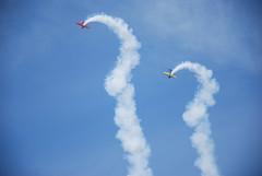 aVioNeS (RoOoOo!!!) Tags: sky plane cielo cadiz aviones aguila patrulla exhibicion desafiocualquiercosa