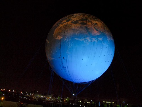 "Earth balloon from ""Y150"""