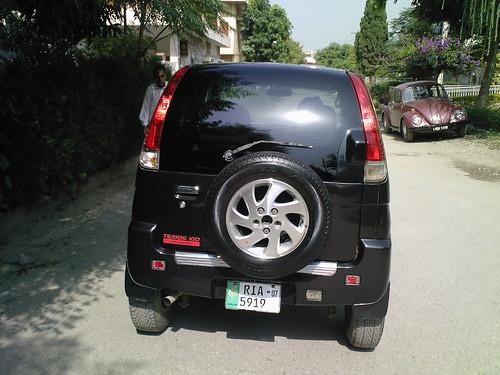 Daihatsu Terios Kid. Daihatsu Terios Kid 4x4 Jeep