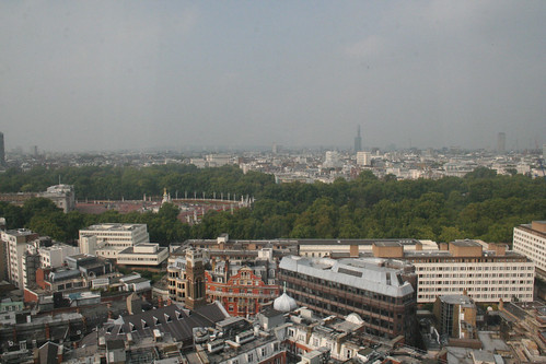 View from Westminster Town Hall