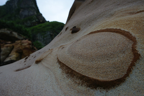 奇岩。胎記
