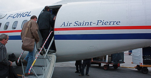 Destination : Saint-Pierre et Miquelon!