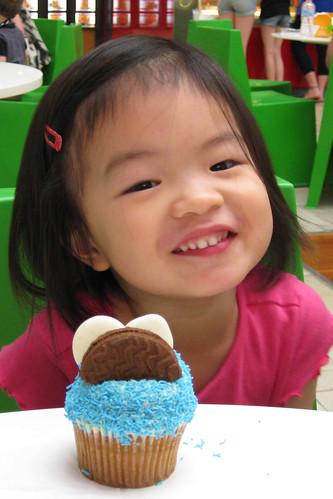 I love my cupcake