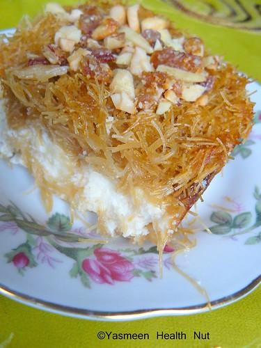 Kataifi+dessert