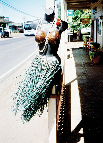 Grass Skirt of Haleiwa