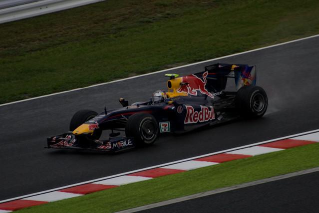 Sebastian Vettel - Red Bull RB5