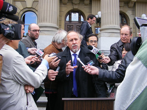 Alberta and Greenpeace: Brian Beresh
