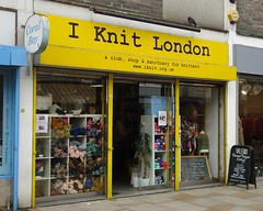 Picture of I Knit London, Waterloo