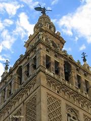 giralda (XimoPons : vistas 4.500.000 views) Tags: españa sevilla spain catedral catedraldesevilla ph227 andalcia ximopons