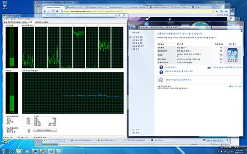 Windows 7 on i7 + SSD