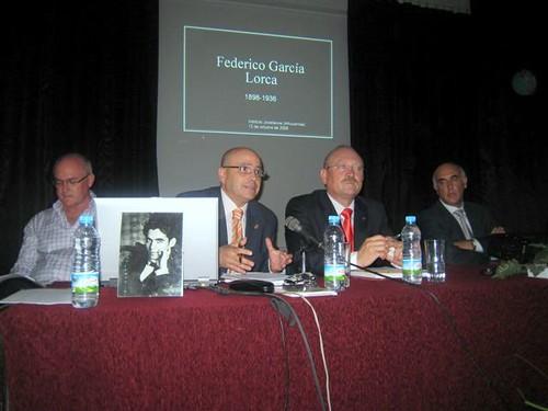 Conferencia en Alhucemas