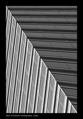 Liberty Place, Philadelphia (Marc Funkleder Photography) Tags: blackandwhite bw usa white abstract black philadelphia architecture blackwhite noiretblanc nikond70 pennsylvania libertyplace