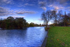 East Park | Autumn 2009 | HDR