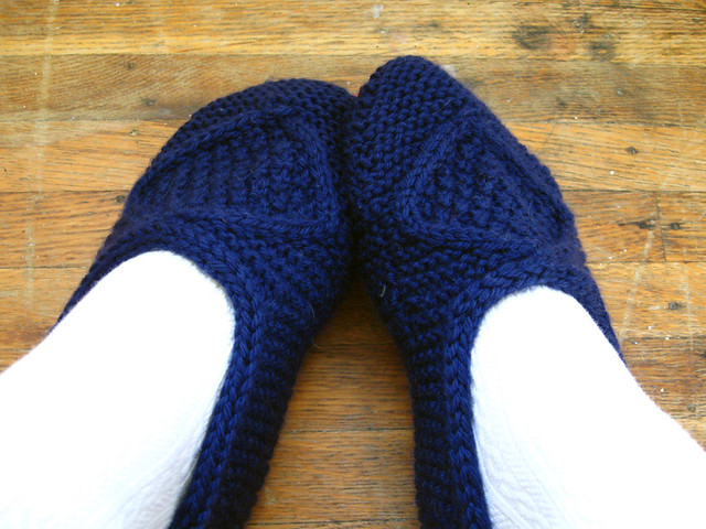 Indie Design Gift Along 2018 Slipper Bootie Favourites 33