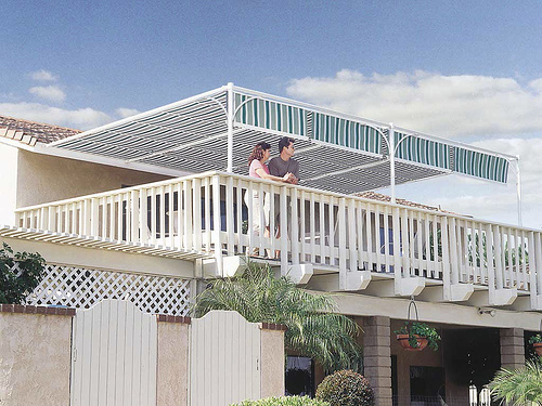 veranda awning