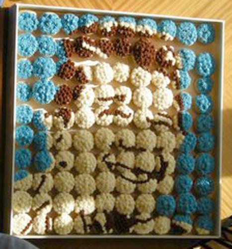 Reagan Cupcake