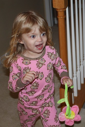 running at bedtime