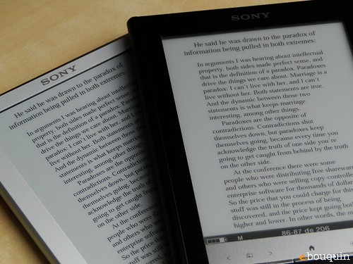 Sony Reader Touch Edition 90 sur 91