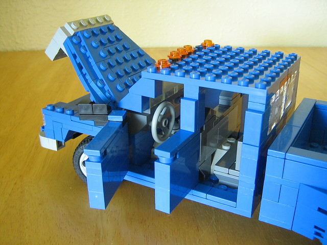 lego diesel cab 2006 quad dodge ram ralph wannabe lugnuts 3500 dually proudlove madphysicist savelsberg
