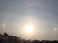 sun dog (juliaLA93) Tags: parhelion sundog