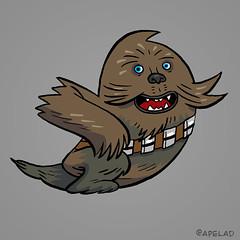 Chewbacca Twitter Avatar