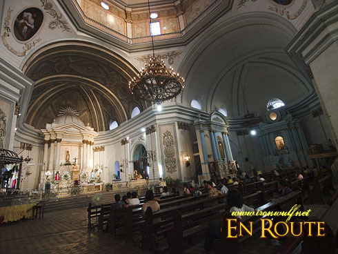 Batangas Taal Town S Basilica Of St Martin De Tours
