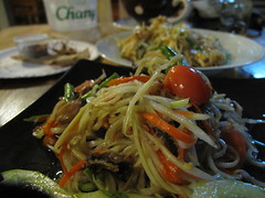 Som Tam with Crab, Thailand