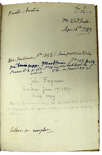 Various acquisition notes in Arnoldus de Villa Nova: De arte cognoscendi venena