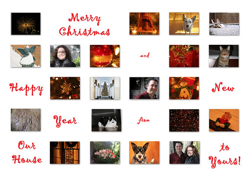 christmas card 2009 (by Ateupamateur)