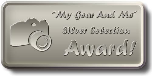 My Gear And Me - Silver Selection Award