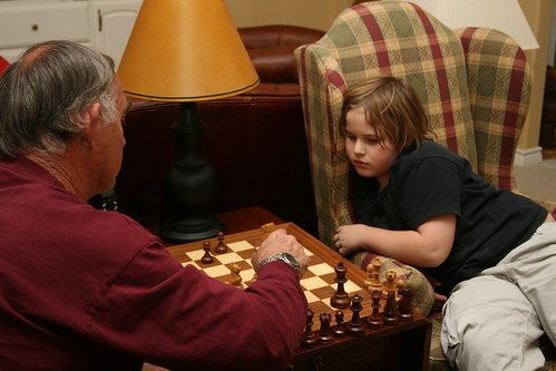 Chess with PawPaw