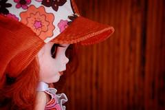 A Vision in Orange - 146/365 ADAD
