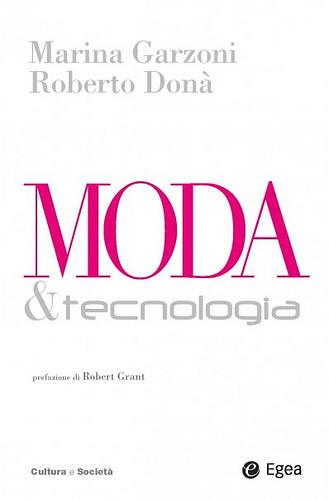 Copertina Libro Moda e Tecnologia