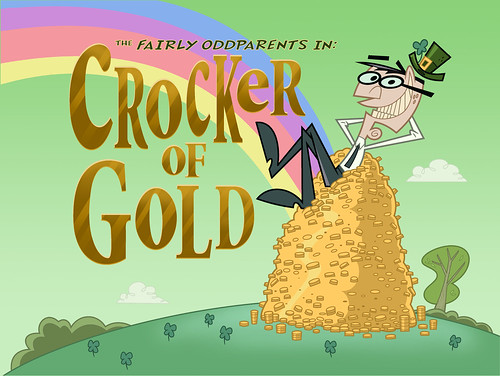 Crocker of Gold