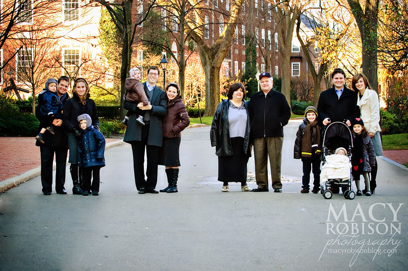Boston Family portraits 1