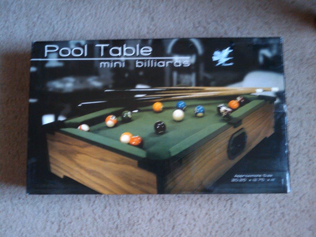 TOY SALE Good Quality Mini Pool Table Micro RC Rock Crawler - Used mini pool table