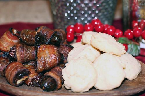 dates & pecorino