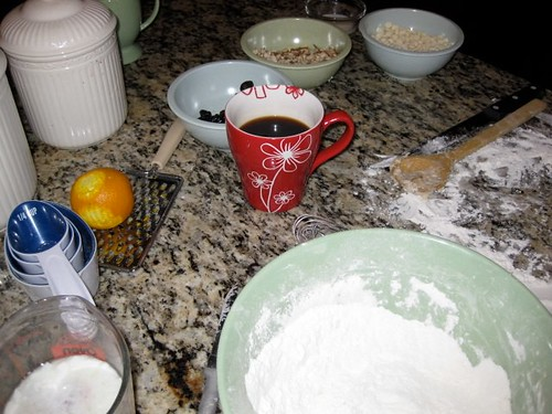 Scone Making