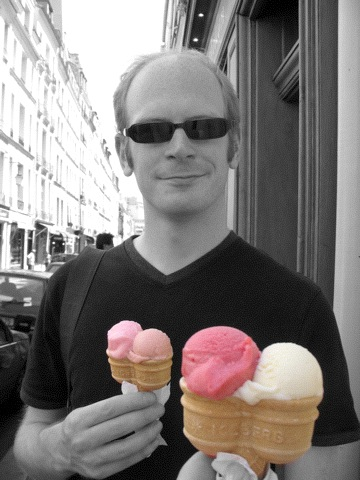 Berthillon Ice Cream, Paris